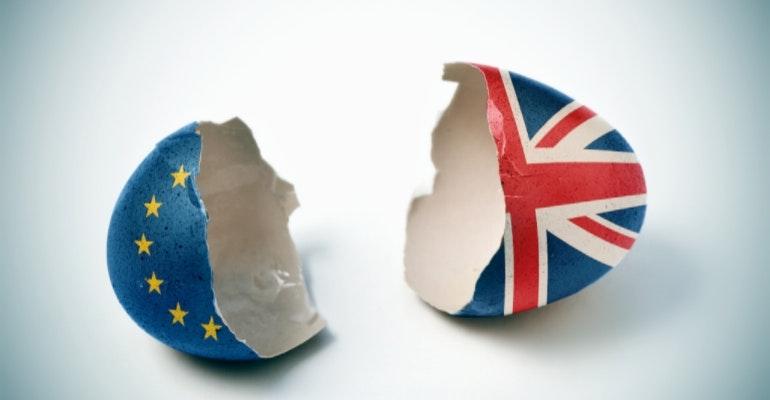 Brexit egg eu