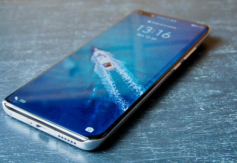 Huawei P40Pro+ screen3