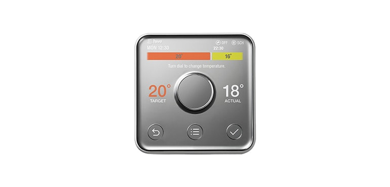 Smart thermostat PS