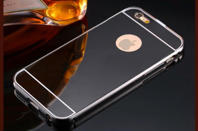 iPhone 8 mirrored render geskin