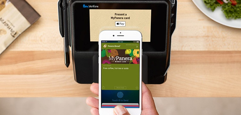 Barclays Apple Pay reader