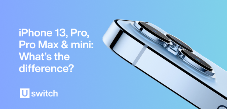 iPhone 13, Pro, Pro Max & mini: What's the difference?