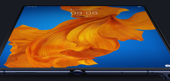 Huawei shows off the Mate XS