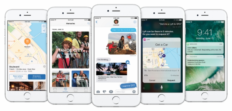 Apple releases iOS 10.2 for iPhone and iPad