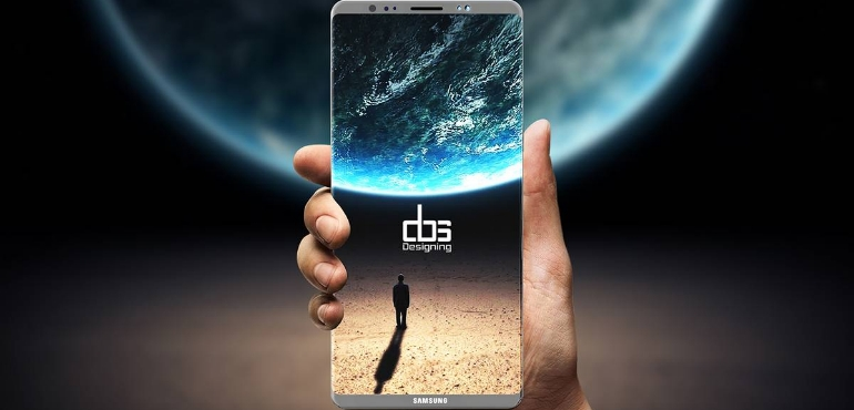 Samsung Galaxy Note 8 will have a rear-mounted fingerprint sensor