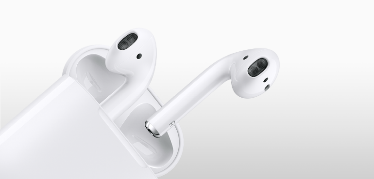 apple airpods lifestyle