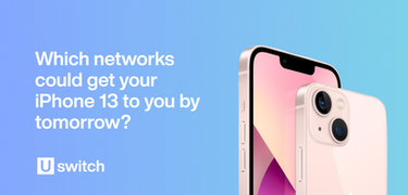 If you order from these networks, you could have your iPhone 13 by tomorrow!