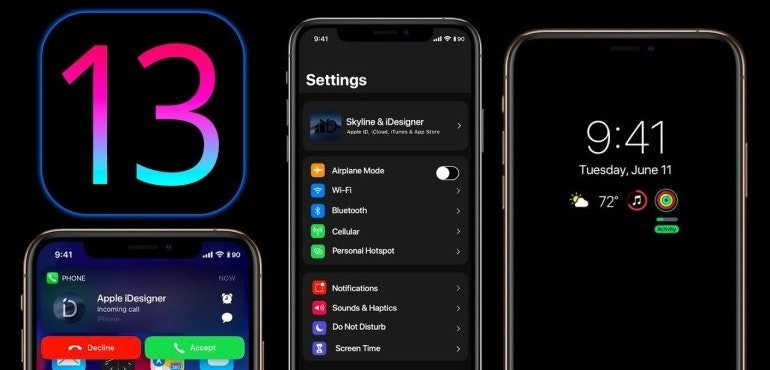 iOS 13 available to try on iPhone now