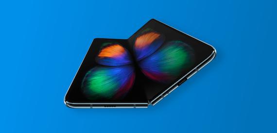 Samsung Galaxy Fold goes on sale early