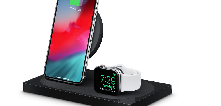 Belkin dock iPhone and Apple Watch