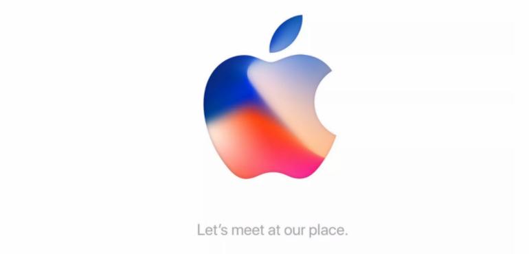 Apple invite iPhone 8 hero image