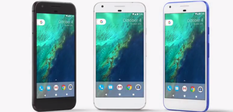 Google Pixel and Pixel XL priced and on pre-order now