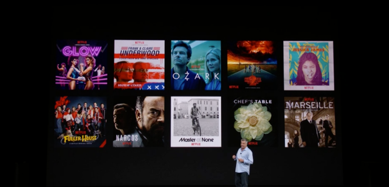 Apple TV more content