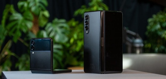 Samsung launches two new folding phones at Samsung Unpacked