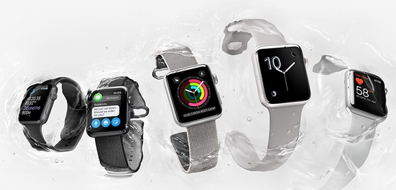 Apple Watch Series 3 pegged for second half of 2017