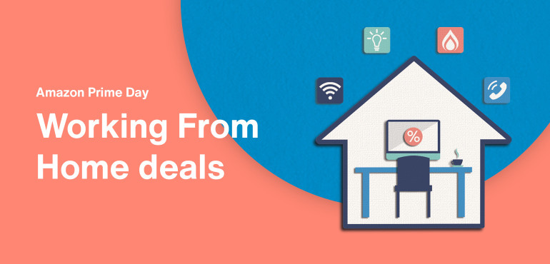 Amazon Prime Day Work From Home deals