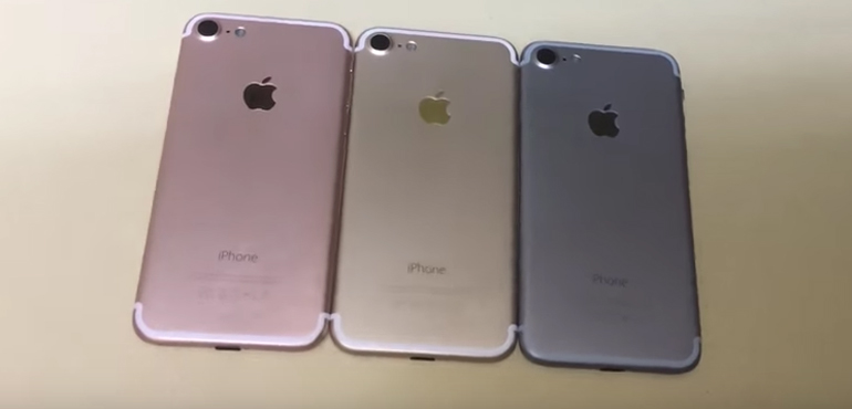 iPhone 7 pre–orders primed for September 9th