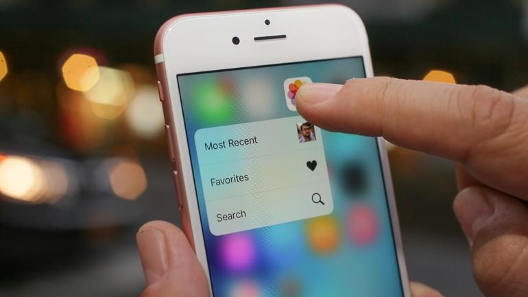 iphone 5se detail