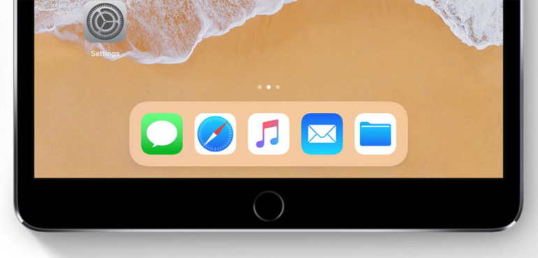 iPhone 8 gesture controls set to entirely replace home button?