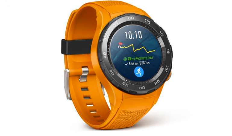 Huawei Watch 2 orange