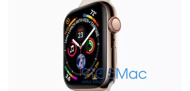 Apple Watch Series 4 images revealed