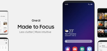Samsung promo video shows off the Galaxy S10's interface