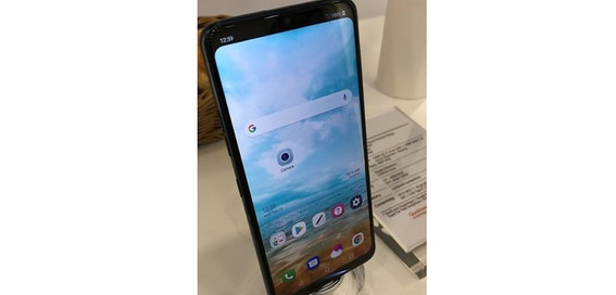 LG G7 may let users turn off 'notch'