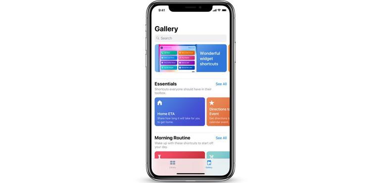 Apple reveals test version of Siri Shortcuts app
