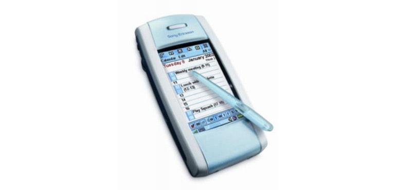 Sony Ericsson P800