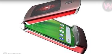 Is this the revamped Motorola Razr?
