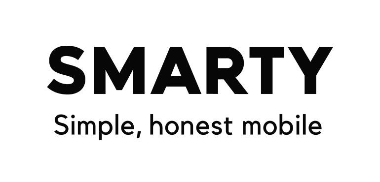 Smarty logo hero image