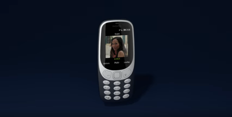 Nokia 3310 colour screen