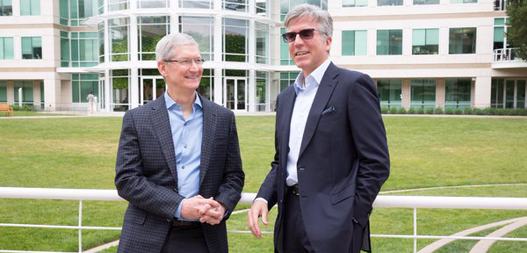 New Apple partnership makes the iPhone better for business apps