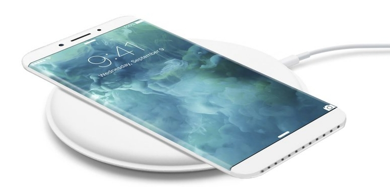 iPhone 8 wireless charging accessory to be sold separately
