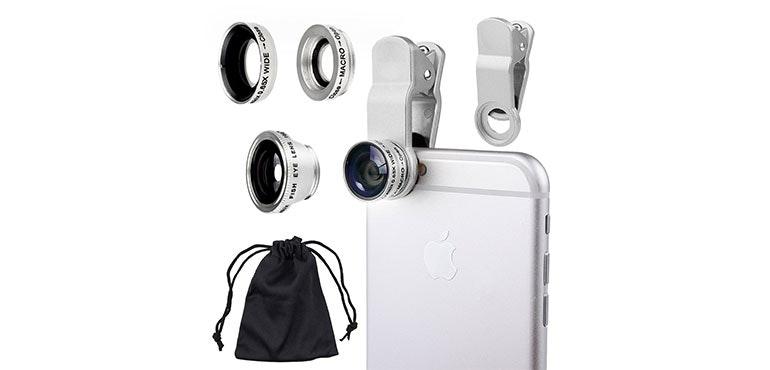Camkix 3 in 1 camera lens kit