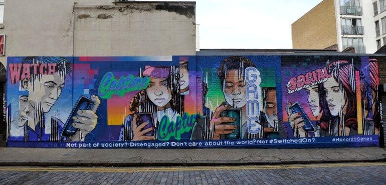Evolving Mural