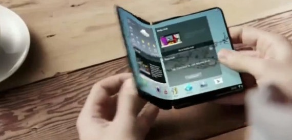 Samsung's foldable phone will also work as a tablet