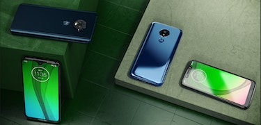 Moto G7 family officially unveiled