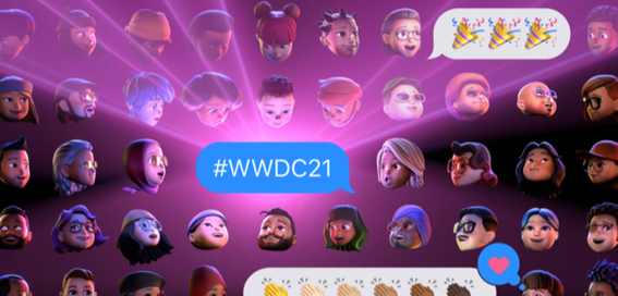 WWDC 2021: Apple iOS new features announced