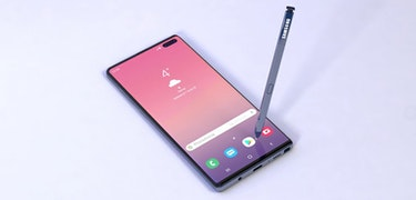 Samsung Galaxy Note 10 renders show off Samsung's next flagship phone