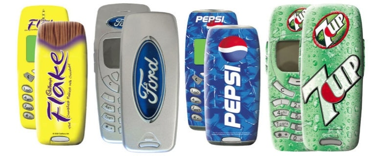 Nokia 3310 cases