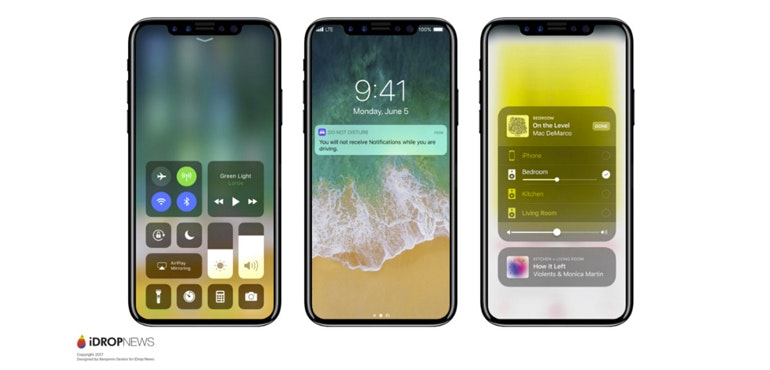 iphone 8 available in just three colours