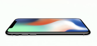 iPhone X officially unveiled with all-screen front and all-new design
