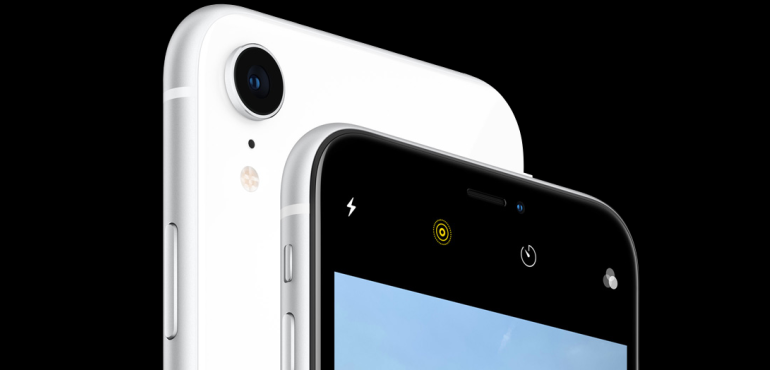 iPhone XR available to pre–order now on EE