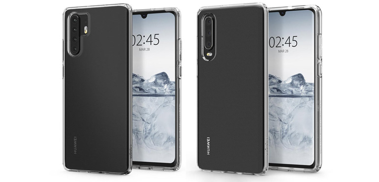 Huawei P30 and P30 Pro spotted in new leak