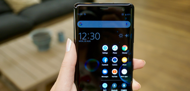 Sony Xperia XZ3 review: This OLED number shines bright